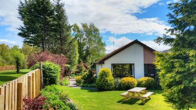Photo for Silver Trees - ideal family / pet holiday home with hot tub in landscaped garden
