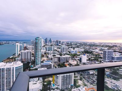Photo for Artsy one bedroom apartment with Miami views