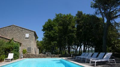 Photo for mas in Menerbes - exceptional view of the village