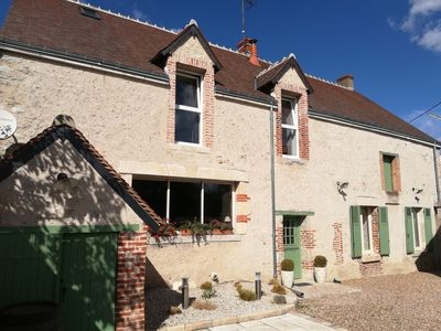 Photo for Charming Cottage 4 **** Near Chambord - 4/14 people