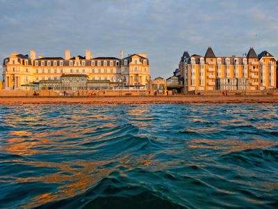 Photo for Apartment Neptunia (ALO311) in Saint Malo - 4 persons, 1 bedrooms