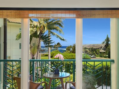 Photo for Waipouil Beach Resort Elegant Condo with a Beautiful Oceanview