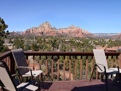 Photo for Comfortable, well maintained, two story home with Spectacular Views BRINS - MESA - S003