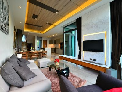 Photo for Private Pool Villa in Patong