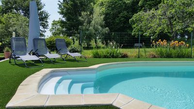 Photo for La Barillère vacation rental 3 stars - 3 bedrooms, 6 people - swimming pool