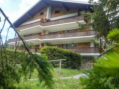 Photo for Apartment La Breya in Champex - 4 persons, 2 bedrooms