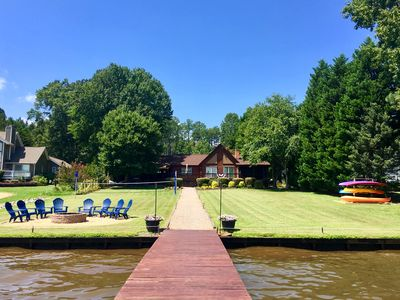 AMAZING Location| Main Lake View| FLAT Lot| Firepit| Kayak| SUP| Float Mat