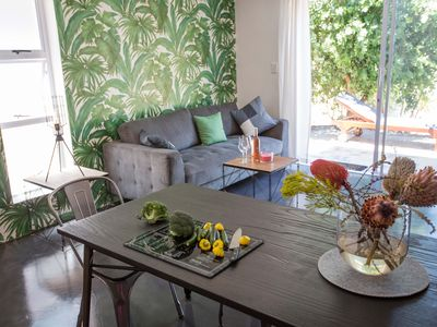 Photo for Stylish Loft for 2, just minutes to the beautiful, sandy white beaches