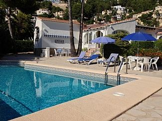 Photo for Villa With Private Pool,air conditioning,wifi,table tennis,dart board,english tv