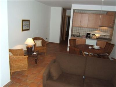Photo for 1BR Apartment Vacation Rental in Es Pujols