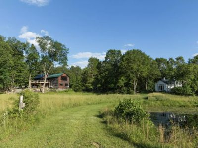 Photo for Wilderkill Retreat: Two-house Family Paradise