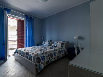 Photo for Rome Express Guest House - Blue Room. A stone's throw from the subway station