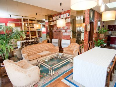 Photo for Elegance & comfort, in the city center, with WiFi