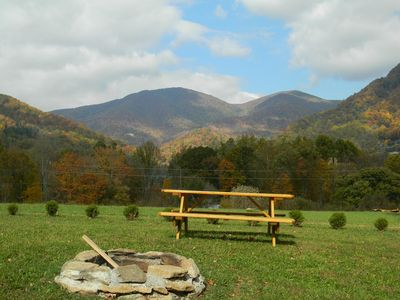 Photo for Log cabin with Country feel and awesome views