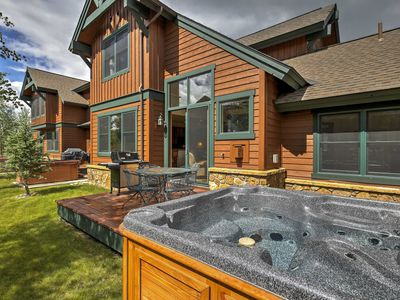 Photo for Breckenridge House w/Private Hot Tub & Large Deck!