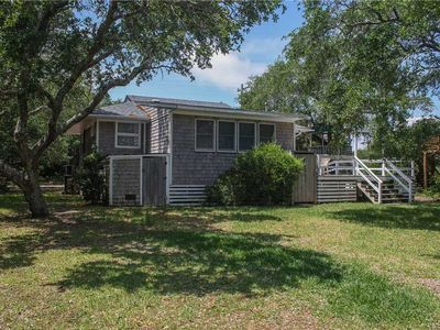 Photo for CANALFRONT in Frisco w/Dock, Canal views