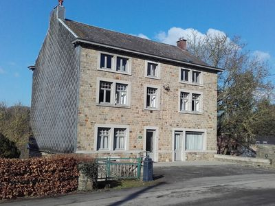 Photo for Lovely Child-friendly Holiday Home in Verlaine-Sur-Ourthe