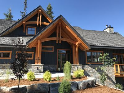 Photo for Newly Built (Ski-in / Walk-out) Home - 4100 Sq Ft - 5 Bedrooms all en suite