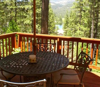 Photo for Graeagle Home Exceptional View and Short Walk to Mill Pond