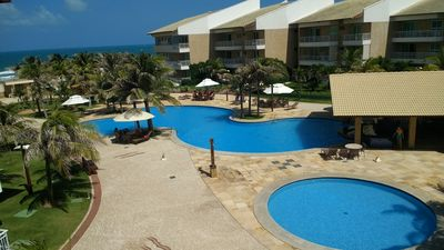 Photo for Apart. 3 bedrooms, walk in the sand, 500 meters from Beach Park