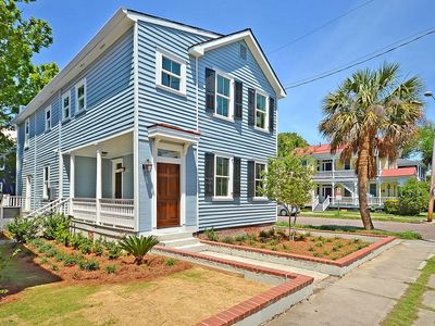 Photo for Upper King Street - Gorgeous Downtown House
