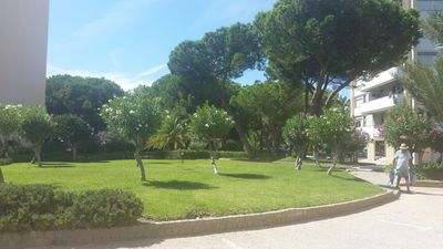 Photo for Apartment 2 Bedrooms Praia dos 3 brothers together Hote D. Joao ll