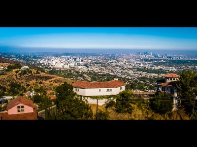 Photo for Best View In LA! On The Very Top Of The Hollywood Hills.