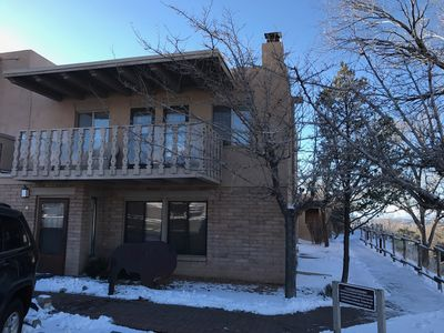 Photo for Artist Retreat Close to Ski Walk to Plaza Indoor Pool 3 Bedroom 2.5 Bath
