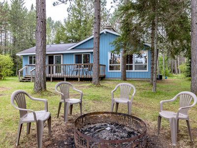 Photo for 3BR House Vacation Rental in Manitowish Waters, Wisconsin
