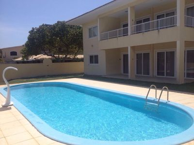 Photo for Beach House, 4 Q, cond. Jacuípe villages, next to the sun's corner