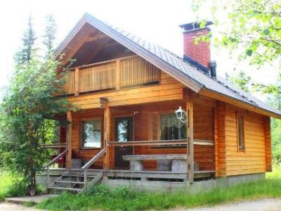 Photo for Vacation home Riekkoranta in Savukoski - 4 persons, 1 bedrooms