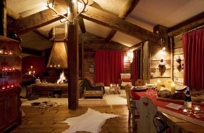 Photo for Highest Ski-in Ski-out Catered Ski Chalet in Resort