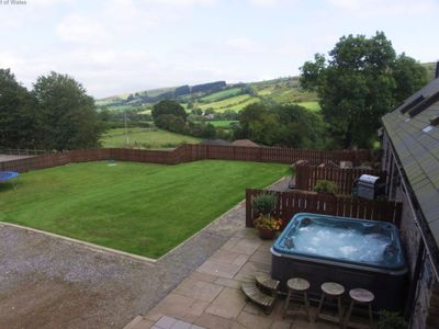 Photo for Vacation home Sgubor yr Onwydden in Brecon - 11 persons, 4 bedrooms