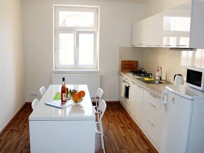 Photo for NEW apt. close to the CITY CENTER + best services, FREE WIFI