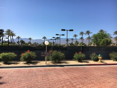 Photo for Palm Desert Tennis Paradise - Recently remodeled.  Dog Friendly!   Serene!