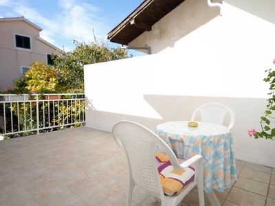Photo for Studio flat with terrace Vodice (AS-4181-a)