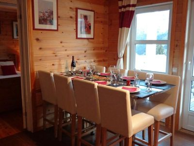 Photo for Chalet Flaine, 3 bedrooms, 8 persons