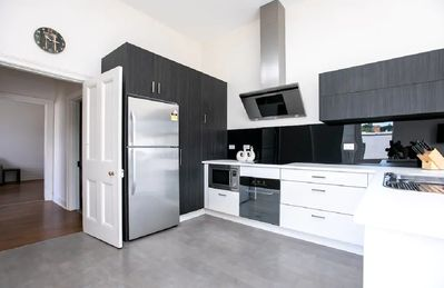 Photo for Central 3 bedroom home, parking and WiFi