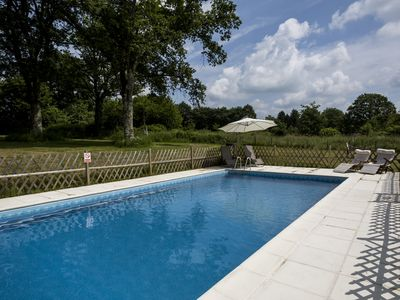 Photo for La Amelia Beautiful cottage (2) with 10 x 5 swimming pool