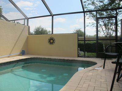Photo for Windsor Hills Resort : Pool Home, Pet Friendly near Disney