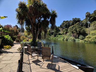 Photo for A Slice of Heaven on the River in Capitola!!