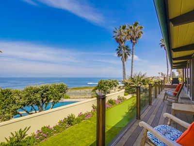 Family Getaway in Casa Cordova Soleil in Sunset Cliffs NOW W/ AC & HEATED POOL!