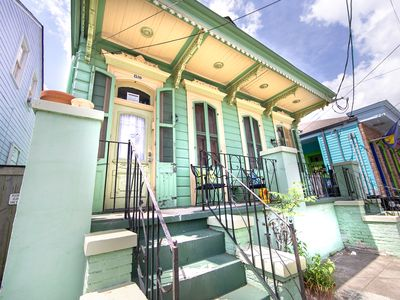 Photo for Tremé Creole Cottage B | Luxury Rental