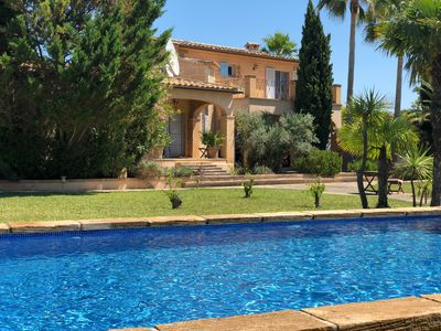Photo for Authentic Finca for families and cycling enthusiasts in Moscari, Mallorca