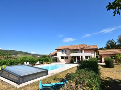 Photo for Luxurious villa with private swimming pool, top location between vineyards in an idyllic village!