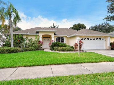 Photo for Cozy and quiet vacation villa with private pool, 10 min. to Siesta Key Beach