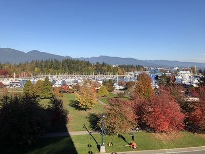 Photo for Stanley Park Panoramic Views of Seas and Mountains