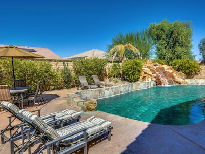 Photo for Oasis Del Sol - 4 Bedroom Home - Palm Desert