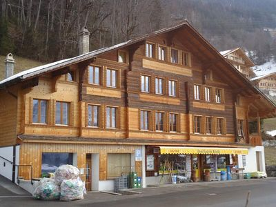 Photo for Holiday apartment Hasliberg Reuti for 4 - 8 persons with 3 bedrooms - Holiday apartment