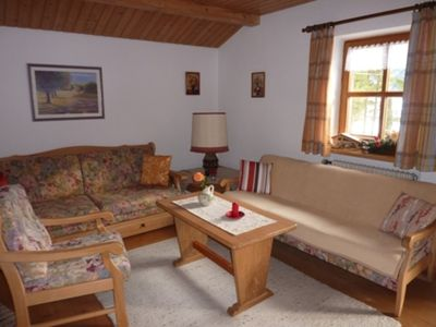 Photo for Apartment for 2 people - Apartment Rauch in Brail in Bayrischzell